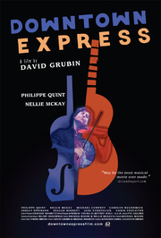Poster for Downtown Express