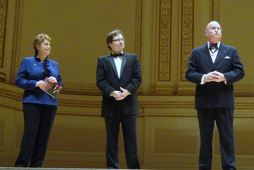 Maxime Anikushin's Solo Recital at Carnegie Hall