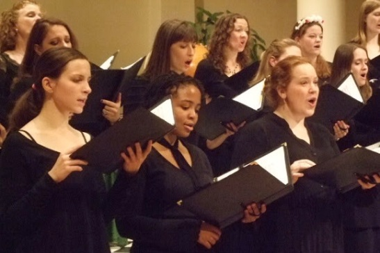 Melodia Women's Choir